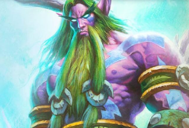 Fr0zen One Nation of Gamers Malygos Druid Deck