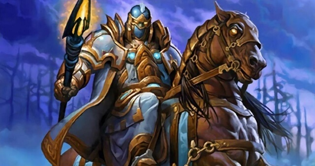 Mysterious Challenger Hearthstone Image