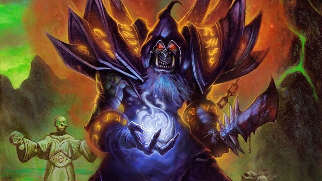 Trump Renounce Darkness Warlock w Y'Shaarj Oct 16