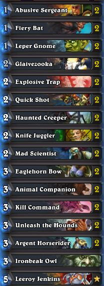 Best Face Hunter Wild Deck
