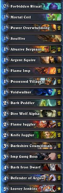 Midrange Shaman Counter Zoolock Build