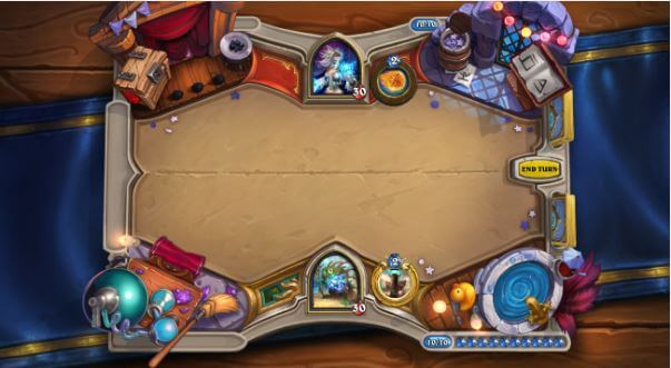 One Night in Karazhan New Board Design