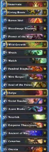 RDU Token Druid with Onyxia