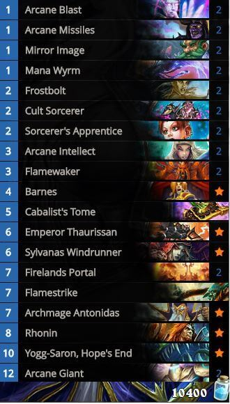 arcane mage guide