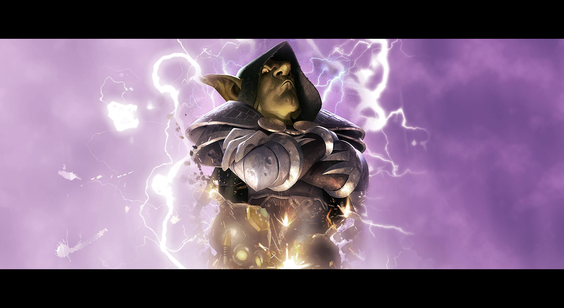 Hearthstone Dr Boom Wallpaper Art