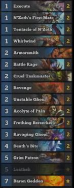 How to Beat Heroic Karazhan Silverware Golem Decklist