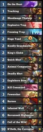 StrifeCro N'Zoth Hunter w Barnes Kindly Grandmother