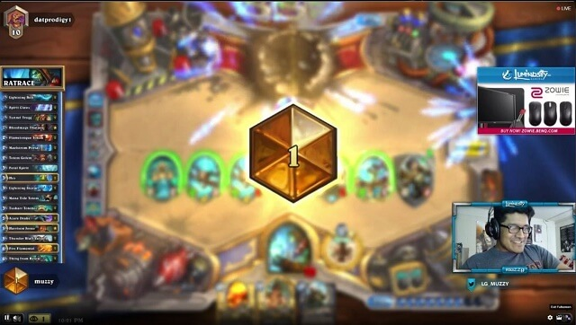 Muzzy Race to Rank 1 Legend with Midrange Shaman Season 31 Oct