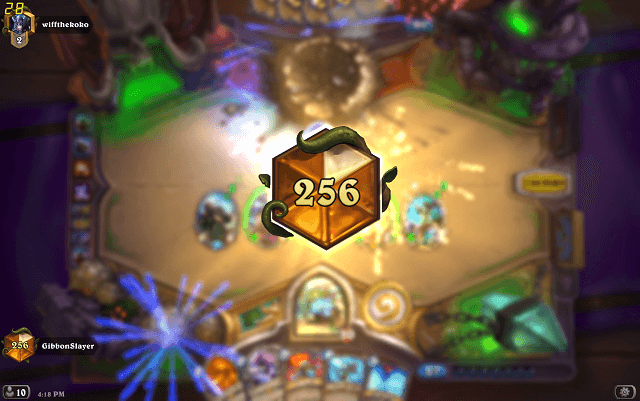 Wild Legend Shaman Deck Nov 16 Season 32