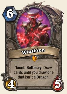 Wrathion HS Legendary Card