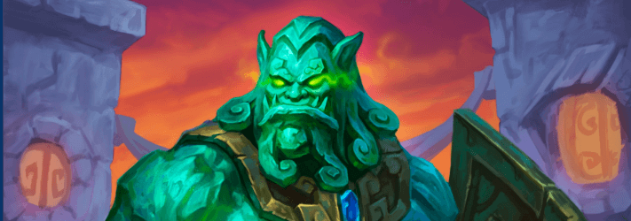Jade Golem Hearthstone Art Two