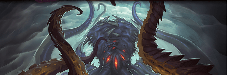 Trump N'Zoth Control Warrior Dec 16