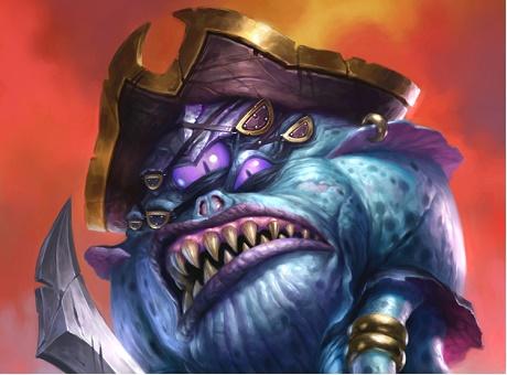 Cydonia ATLC Pirate Warrior Gadgetzan List