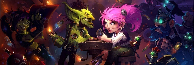 Submit your hearthstone decks and guides
