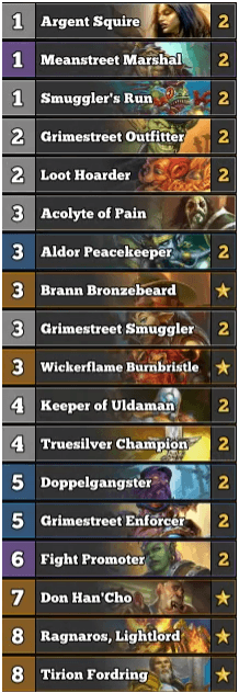 Trump Gadgetzan Paladin w Wickerflame Burnbristle