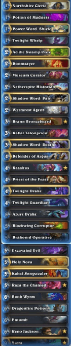 Kolento Reno Priest Deck January 17