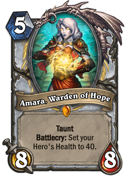 Amara Warden of Hope