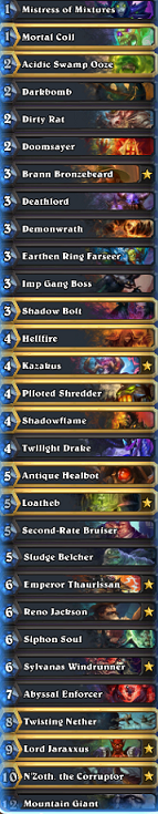 Best Wild Deck Renolock February 17 Season 35