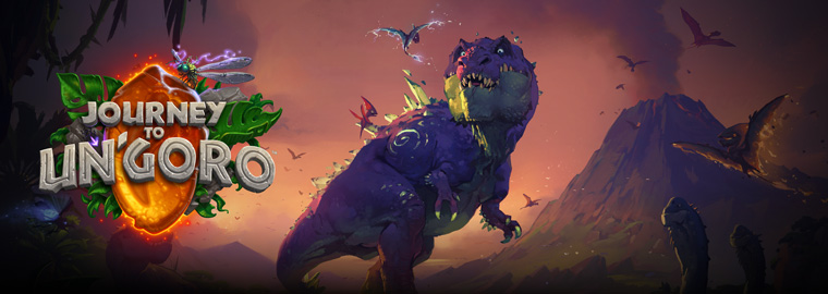 When Will the Journey to Un'Goro Expansion Be Released?