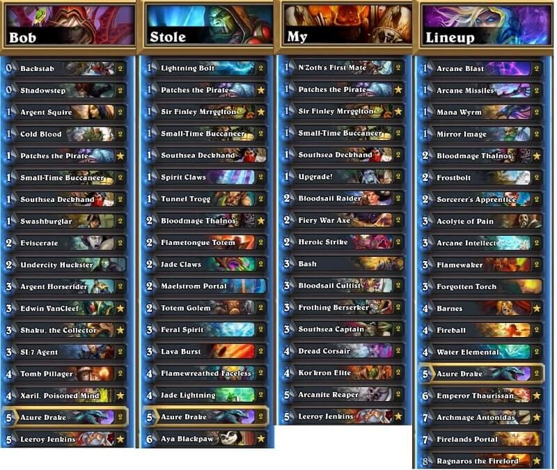 Muzzy NA Winter Prelims 17 Decks