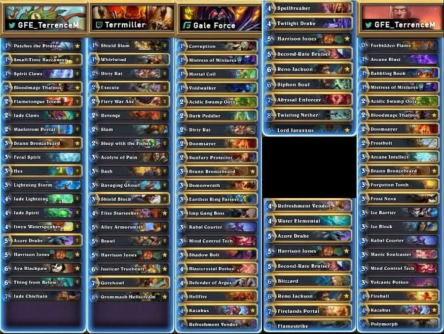 TerranceM NA Winter Prelims 17 Decks