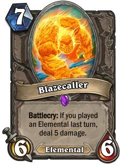 Blazecaller HS Card