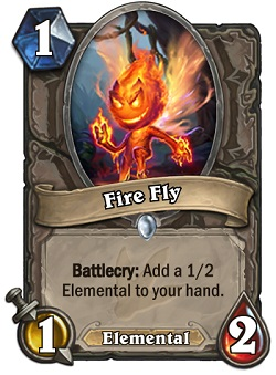 Fire Fly HS Card