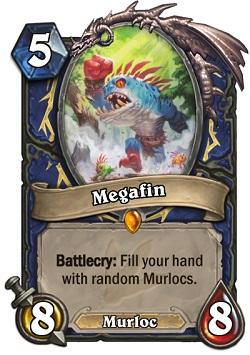 Megafin HS Shaman Card