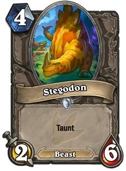Stegodon HS Card