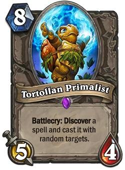 Tortollan Primalist HS Card