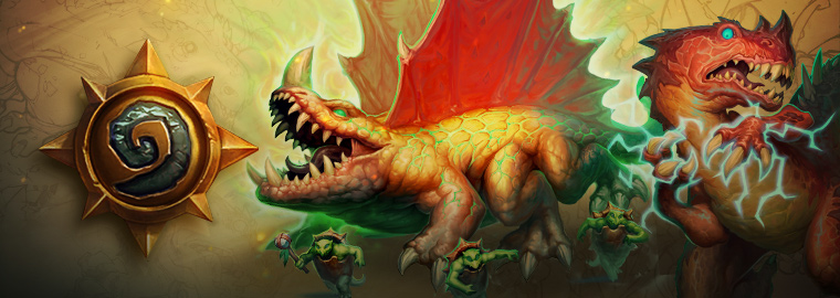 Journey to Un'Goro Adapt Art Work