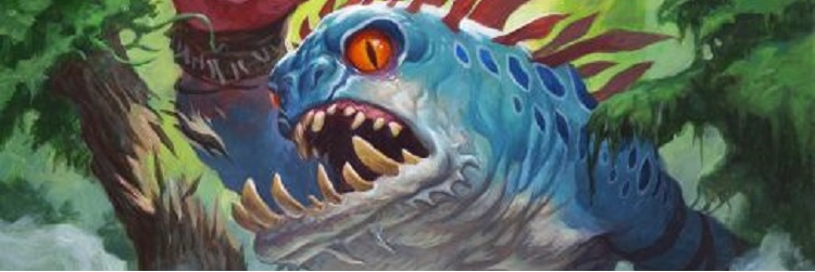 Megafin Shaman Un'Goro Deck by Thijs ft Unite the Murlocs