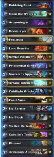 OTK Un'Gogo Mage Deck by Nevillz