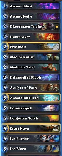 August Wild tier list reno mage 1