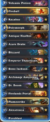 August Wild tier list reno mage 2