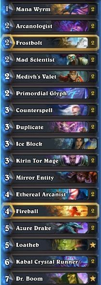 August Wild tier list secret mage