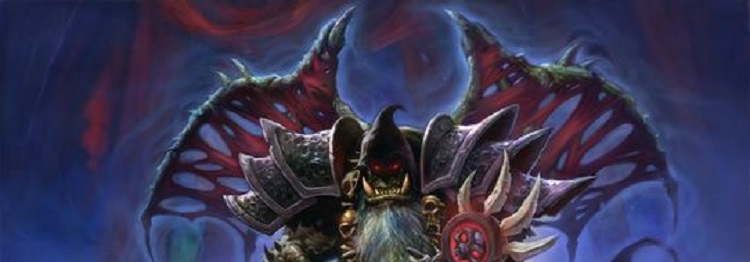 Thijs Bloodreaver Guldan Demon Deck August 17