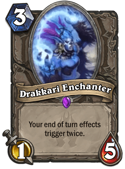 Drakkari Enchanter HS Card