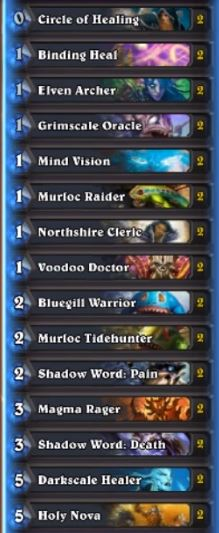 How to Beat Lady Deathwhisper Priest Deck List