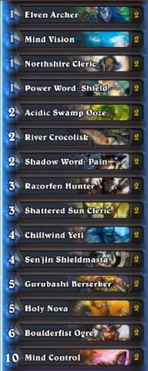 How to Beat Lord Marrowgar Priest Deck List