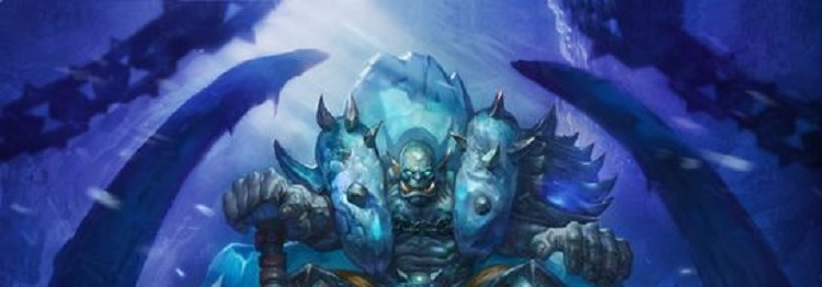 Fibonacci Frozen Throne N'Zoth Warrior August 17