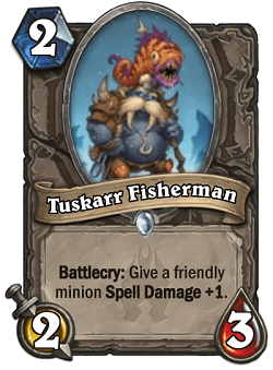 Tuskarr Fisherman HS Card