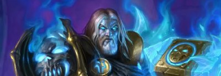 uther of the ebon blade art Hearthstone