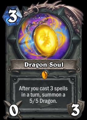 Dragon Soul HS Priest Card