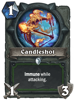 Candleshot HS Hunter Card