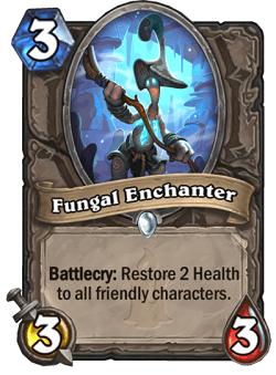 Fungal Enchanter HS Card