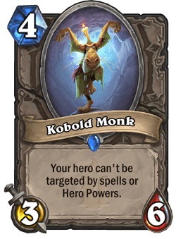 Kobold Monk HS Card