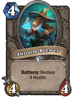 Shroom Brewer HS Card