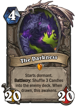 The Darkness HS Legendary Card