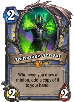 Hearthstone Best Cards To Craft Mage